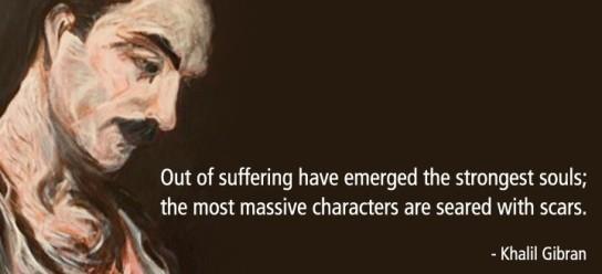 Out of suffering_____Gibran Khalil Gibran [ 720x480 ]_Baconit